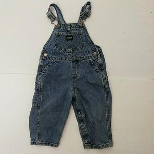 OshKosh B'gosh Bottoms - 😻 Oshkosh Baby Boy's Carpenter Overalls 18 Months